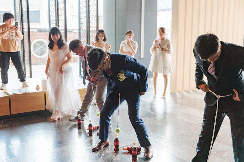 婚攝,闖關遊戲,婚禮,儀式